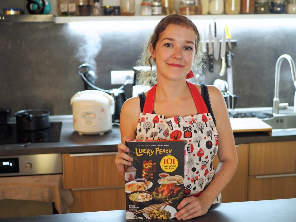 I. Knižní výzva: Lucky Peach presents 101 Easy Asian Recipes