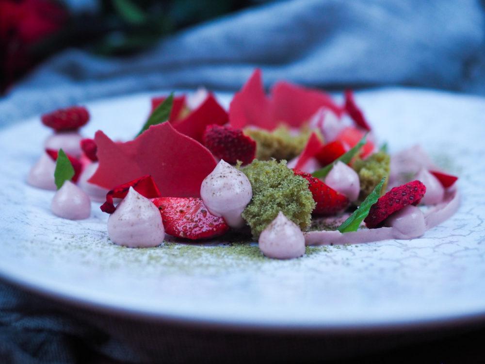 Valentýnský dezert podle Honzy Kaplana