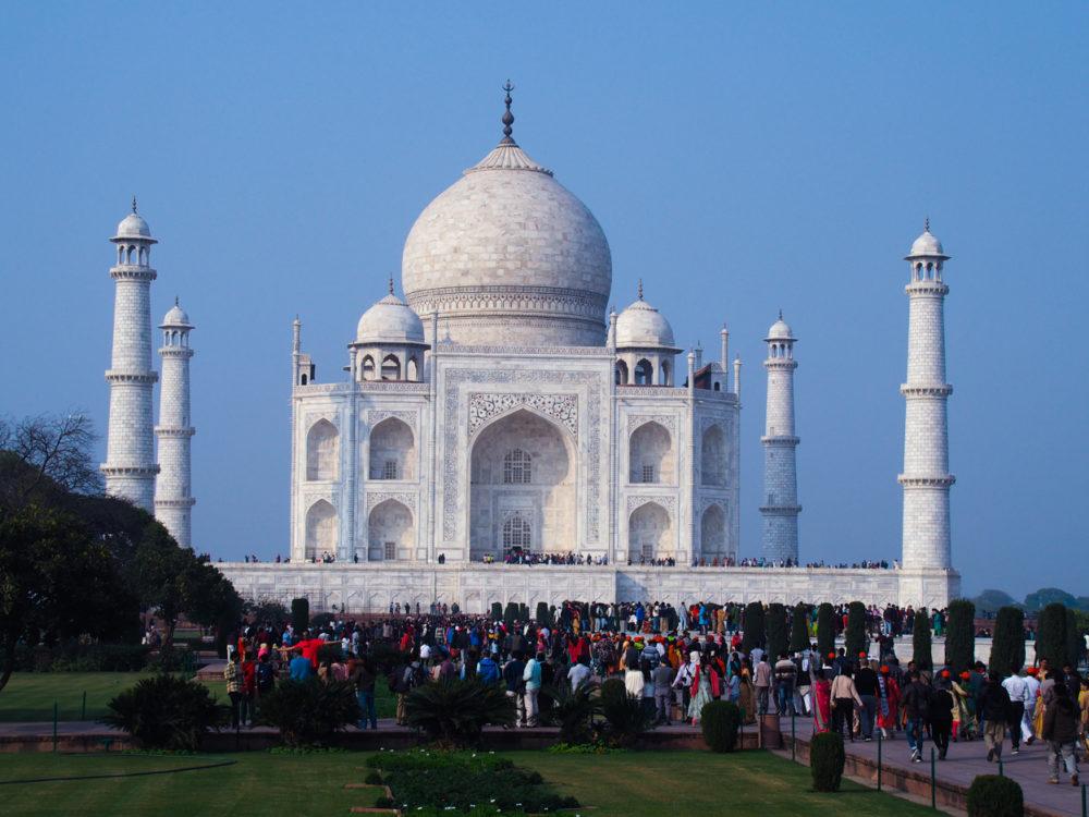 Zápisky z Indie: Dillí a Agra