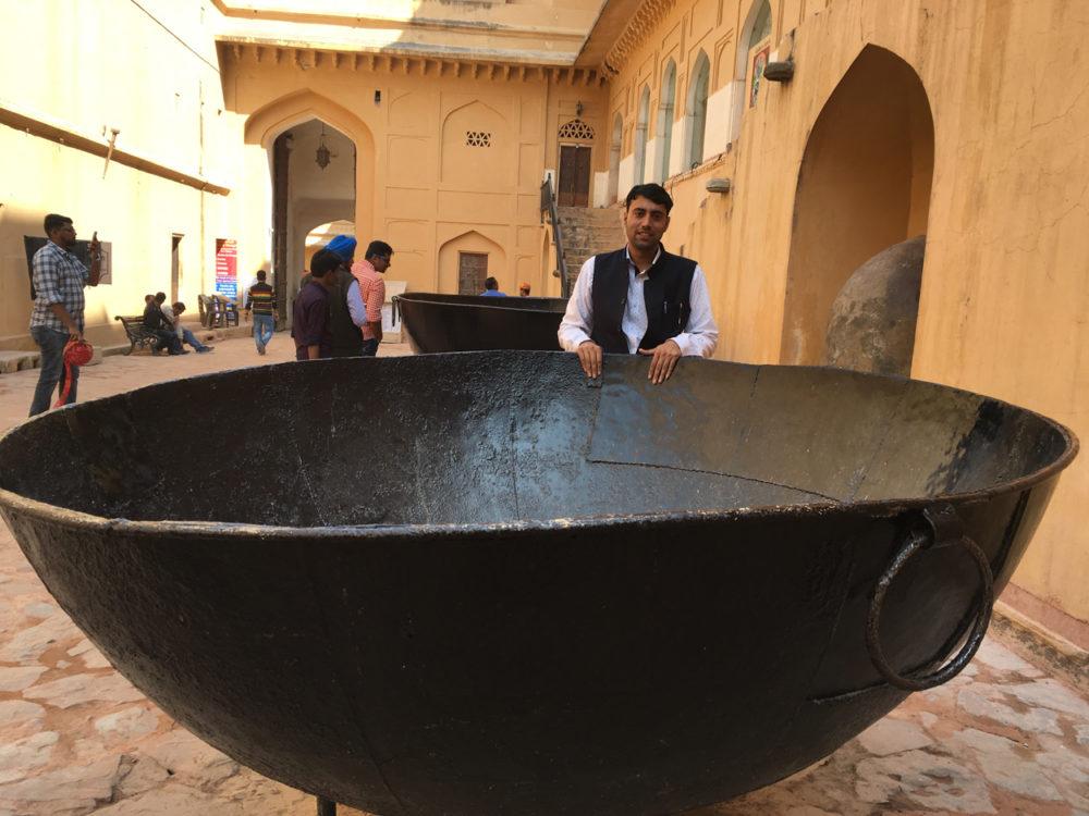 Zápisky z Indie: Jaipur