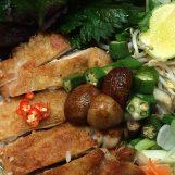 Základní kuřecí vývar a asijská polévka